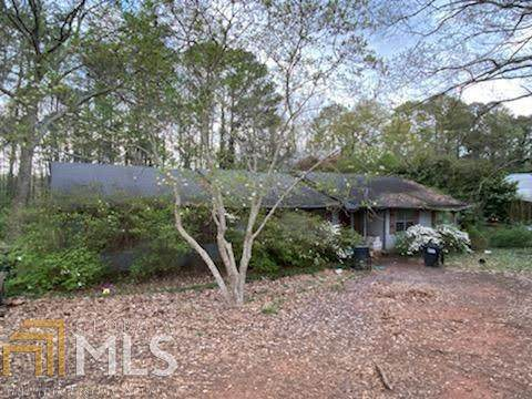 1707 Colonial South Dr Sw, Conyers, GA 30094 (MLS #8760570) :: Rettro Group