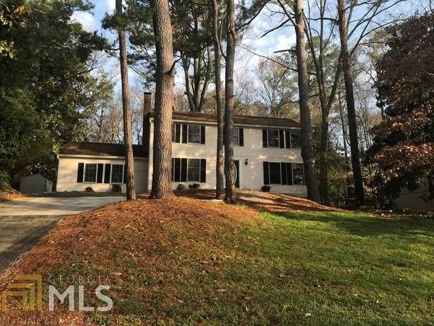 125 N Pond Ct, Roswell, GA 30076 (MLS #8760957) :: Rich Spaulding