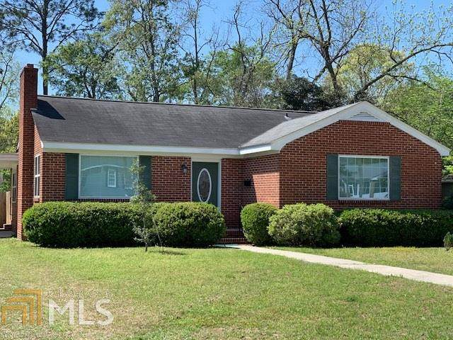 33 W Huckabee Street, McRae Helena, GA 31055 (MLS #8762059) :: Tim Stout and Associates