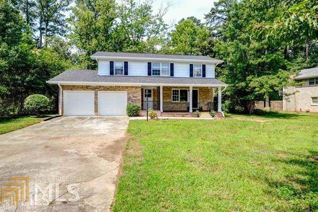 4874 Happy Hollow Dr, Dunwoody, GA 30360 (MLS #8762334) :: Rich Spaulding