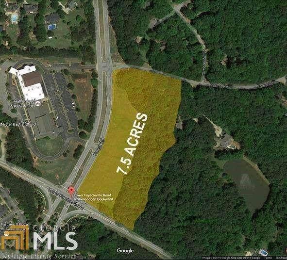 1752 Lower Fayetteville Rd Shenandoah Blvd, Newnan, GA 30265 (MLS #8762829) :: Anderson & Associates