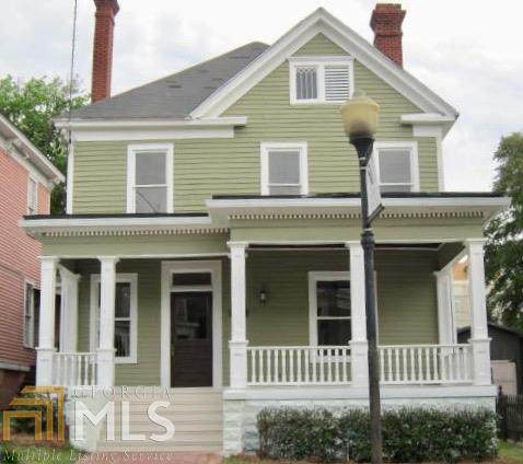 941 Magnolia St, Macon, GA 31201 (MLS #8763114) :: Rettro Group