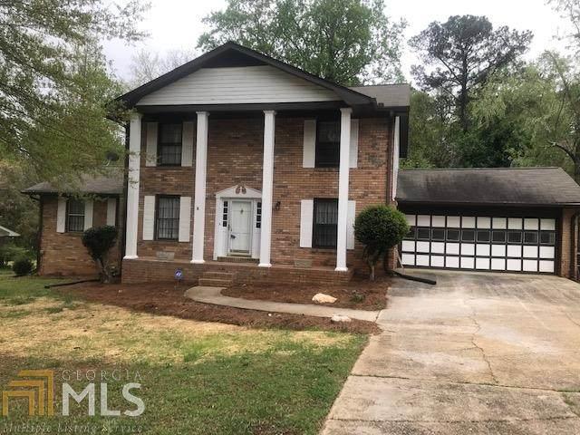 6159 Michelle Lane, Douglasville, GA 30135 (MLS #8763485) :: Rettro Group