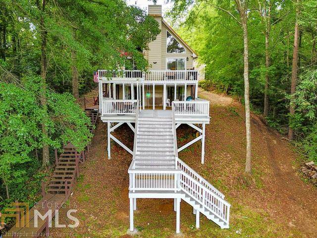 381 Bluegill, Eatonton, GA 31024 (MLS #8763505) :: Scott Fine Homes