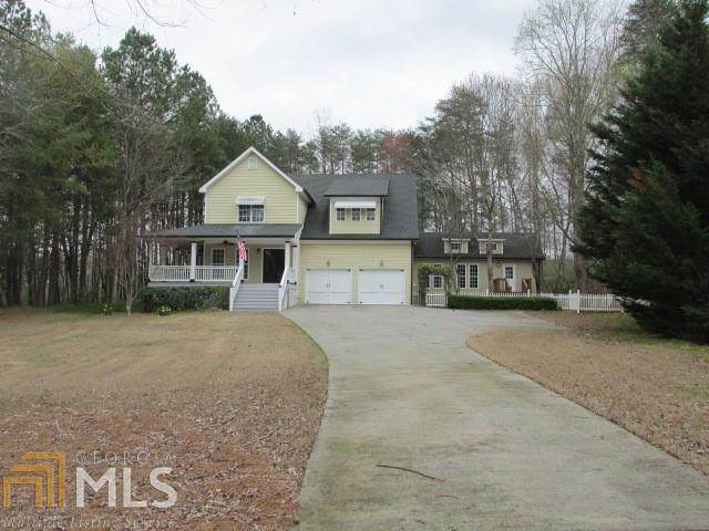 13 Cherokee Hills Dr, Rydal, GA 30171 (MLS #8763841) :: The Realty Queen & Team