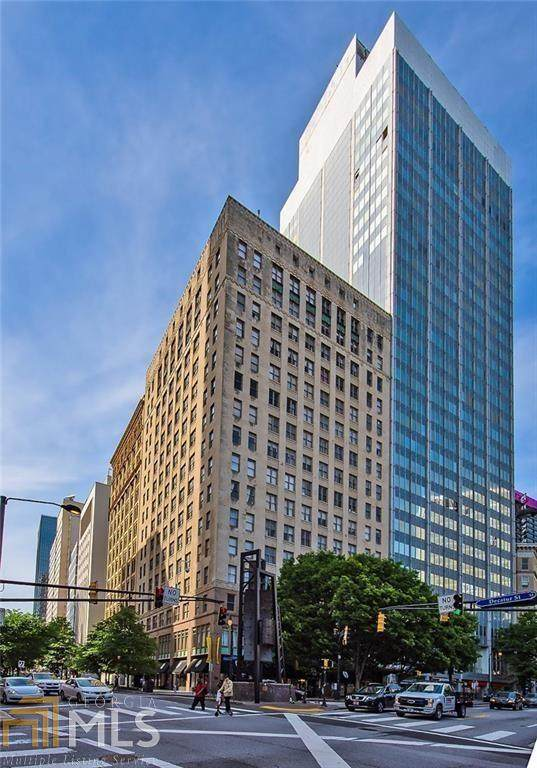 32 NW Peachtree St #1101, Atlanta, GA 30303 (MLS #8763941) :: Rich Spaulding