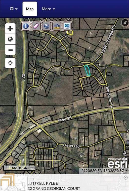 32 Grand Georgian Ct, Cartersville, GA 30121 (MLS #8765699) :: Buffington Real Estate Group