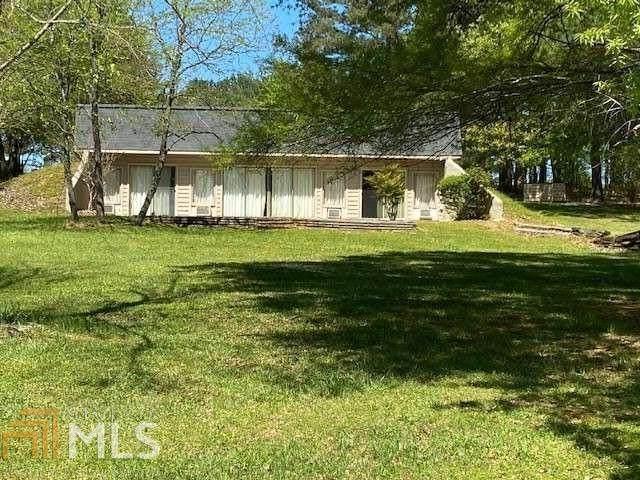 1211 Greenbriar Drive, Madison, GA 30650 (MLS #8765729) :: Buffington Real Estate Group