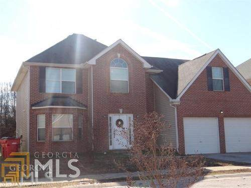 1777 Deer Crossing Cir, Jonesboro, GA 30236 (MLS #8766061) :: Military Realty