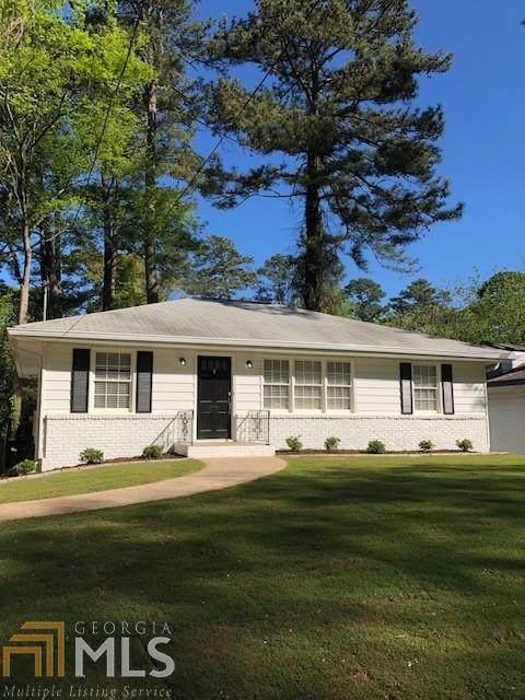 508 Allen Rd, Atlanta, GA 30324 (MLS #8766113) :: Rich Spaulding