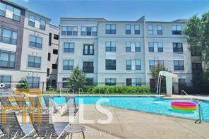 821 NE Ralph Mcgill Blvd #2207, Atlanta, GA 30306 (MLS #8766202) :: The Heyl Group at Keller Williams