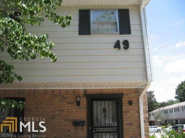 4701 Flat Shoals Road #49H 49H, Union City, GA 30291 (MLS #8766578) :: Rich Spaulding
