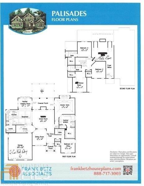 4878 Ward Farm Court, Powder Springs, GA 30127 (MLS #8768624) :: BHGRE Metro Brokers