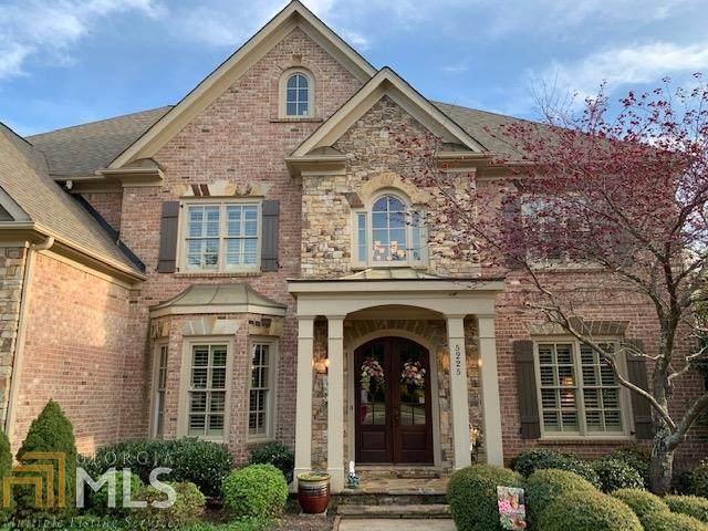 5225 Harris Springs Drive #65, Cumming, GA 30041 (MLS #8768675) :: Athens Georgia Homes