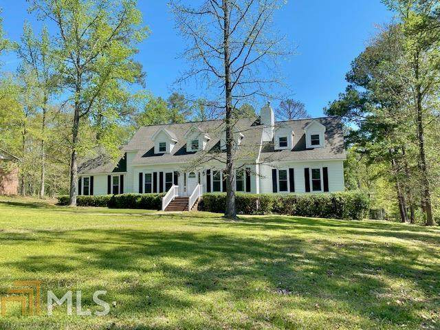101 N Cambridge Dr, Milledgeville, GA 31061 (MLS #8768761) :: Buffington Real Estate Group