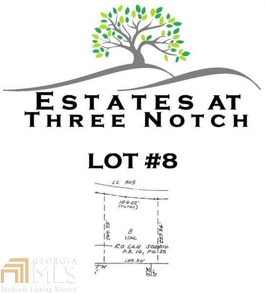 6987 Three Notch Rd #8, Ringgold, GA 30736 (MLS #8769950) :: The Durham Team