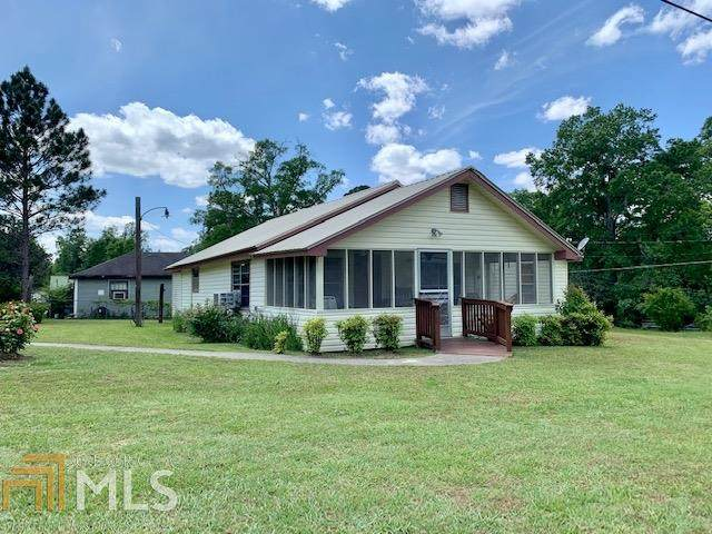 46 E Fifth, Helena, GA 31037 (MLS #8772384) :: Buffington Real Estate Group