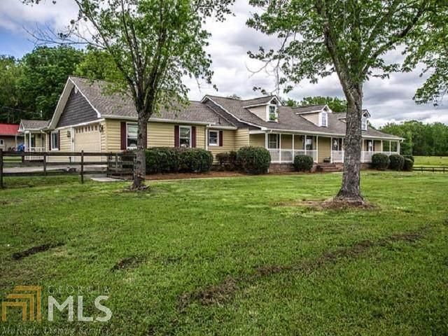 645 County Road 131, Cedar Bluff, AL 35959 (MLS #8776157) :: The Heyl Group at Keller Williams