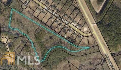 0 S Old Augusta Rd, Rincon, GA 31326 (MLS #8776315) :: The Heyl Group at Keller Williams