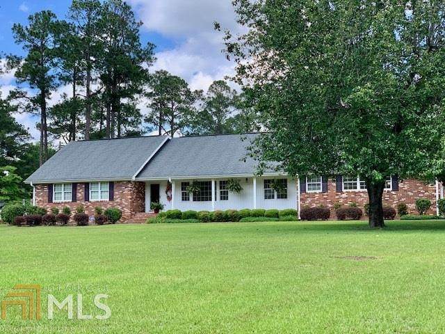 12 Walker, McRae-Helena, GA 31055 (MLS #8776577) :: Buffington Real Estate Group