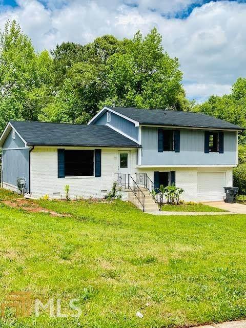 2998 Botany Dr, Jonesboro, GA 30236 (MLS #8777147) :: Buffington Real Estate Group