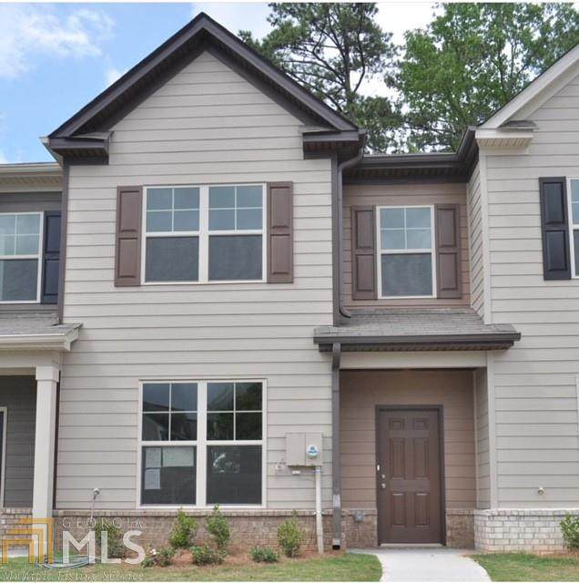 6165 Rockaway #134, Atlanta, GA 30349 (MLS #8780977) :: RE/MAX Eagle Creek Realty