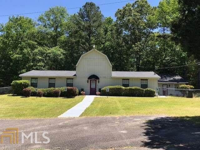 2668 Irwinton Rd, Milledgeville, GA 31061 (MLS #8783340) :: Buffington Real Estate Group