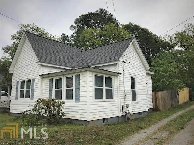 143 South Oliver St, Elberton, GA 30635 (MLS #8784639) :: The Heyl Group at Keller Williams