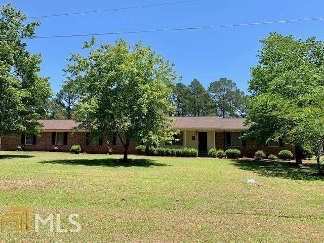 605 S College St, Metter, GA 30439 (MLS #8785105) :: RE/MAX Eagle Creek Realty