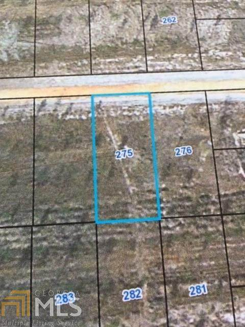 275 Satilla Plantation, Waynesville, GA 31566 (MLS #8787166) :: The Heyl Group at Keller Williams