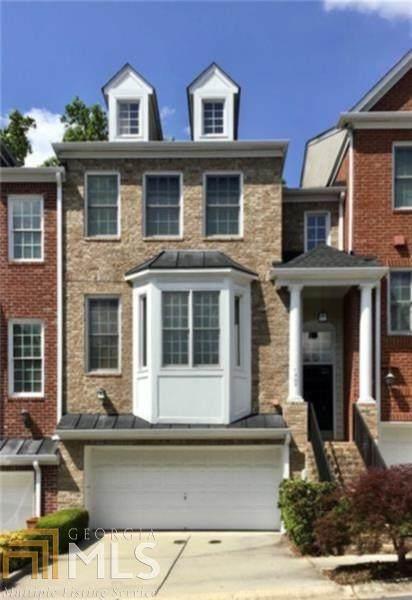 1203 Comet Vw #1, Smyrna, GA 30082 (MLS #8787237) :: Bonds Realty Group Keller Williams Realty - Atlanta Partners