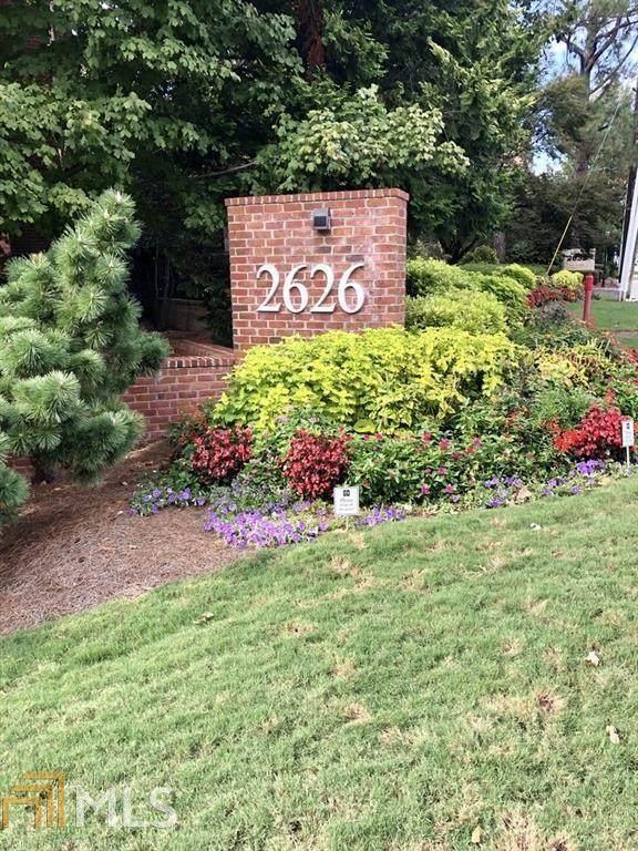 2626 Peachtree Rd #202, Atlanta, GA 30305 (MLS #8788818) :: Team Cozart