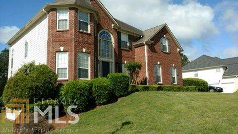 1140 Fountain Crest Dr, Conyers, GA 30013 (MLS #8789251) :: Bonds Realty Group Keller Williams Realty - Atlanta Partners