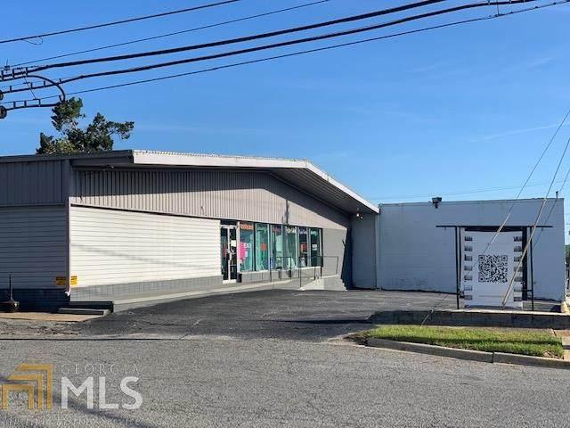16 First Ave, McRae-Helena, GA 31055 (MLS #8789492) :: Bonds Realty Group Keller Williams Realty - Atlanta Partners