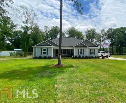210 Stonebrook Way, Statesboro, GA 30458 (MLS #8789644) :: The Heyl Group at Keller Williams