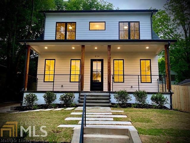 834 Harold Avenue Se, Atlanta, GA 30316 (MLS #8790332) :: Athens Georgia Homes