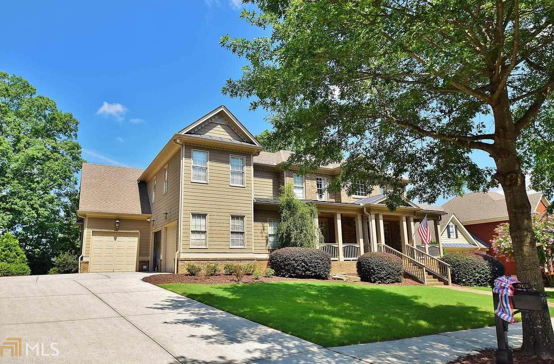 4968 Tarry Glen Dr, Suwanee, GA 30024 (MLS #8790724) :: Buffington Real Estate Group