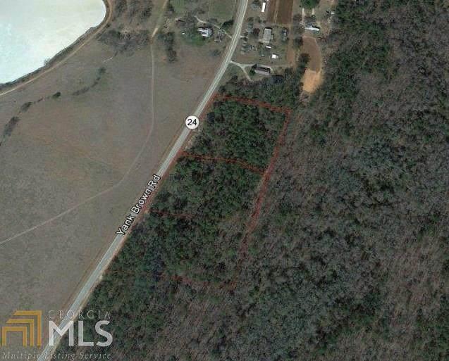 1 Yank Brown Rd, Sandersville, GA 31082 (MLS #8790734) :: The Heyl Group at Keller Williams