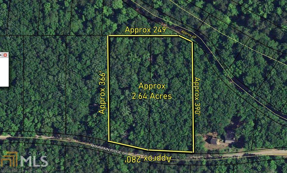 Lot 8 & 9 Mountain Ridge Dr - Photo 1