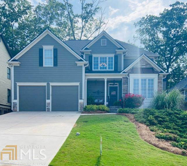 243 Yorkshire Ln, Villa Rica, GA 30180 (MLS #8791372) :: Buffington Real Estate Group