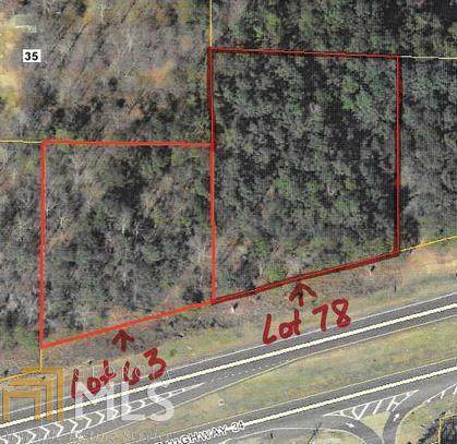 Lot 78 Highway 34 E, Newnan, GA 30265 (MLS #8792427) :: Tim Stout and Associates