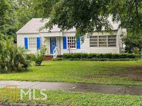 302 S Smith St, Sandersville, GA 31082 (MLS #8792650) :: The Heyl Group at Keller Williams