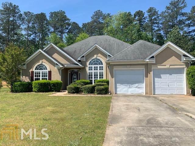 7240 Magnolia, Fairburn, GA 30213 (MLS #8792900) :: BHGRE Metro Brokers