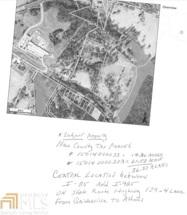 33073333 Athens Hwy, Gainesville, GA 30501 (MLS #8792927) :: Bonds Realty Group Keller Williams Realty - Atlanta Partners