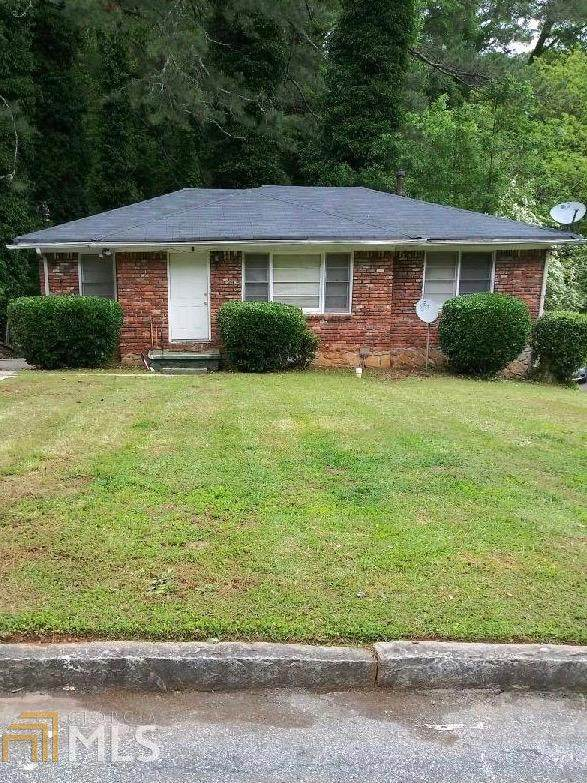 2483 SW Ivydale Drive, Atlanta, GA 30311 (MLS #8792939) :: BHGRE Metro Brokers