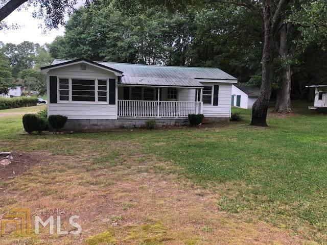 798 City Pond Rd None, Winder, GA 30680 (MLS #8794087) :: The Durham Team