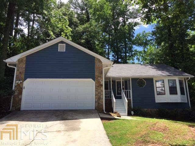 5494 Woodsong Trace, Stone Mountain, GA 30087 (MLS #8794341) :: Lakeshore Real Estate Inc.