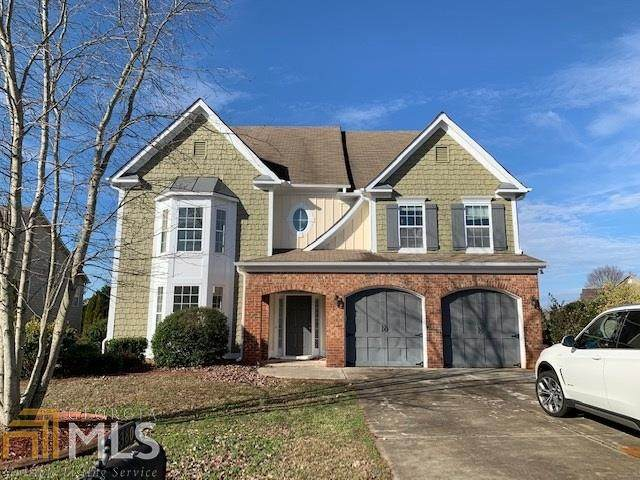 3380 E Gate Drive, Cumming, GA 30041 (MLS #8795046) :: Military Realty