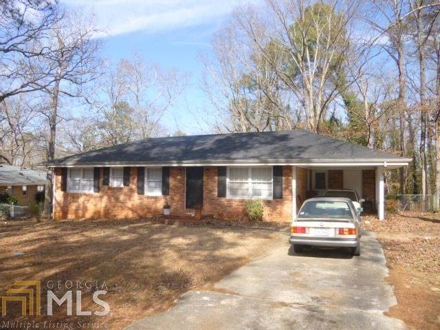 2126 River Road, Ellenwood, GA 30294 (MLS #8795357) :: The Durham Team