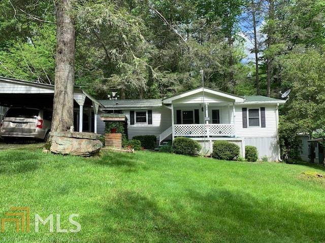 234 Leisure Woods Ln, Hiawassee, GA 30546 (MLS #8795369) :: The Durham Team